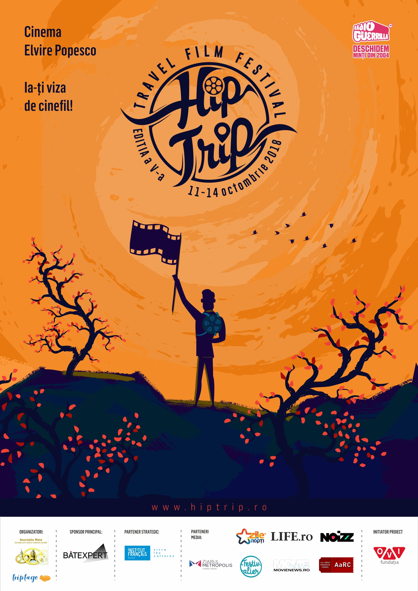 HipTrip Travel Film Festival 2018